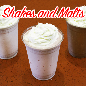 Shakes and Malts